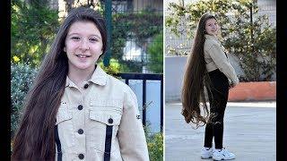 Saçı en uzun olan kadın