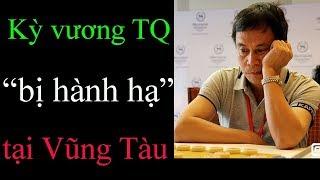 Ván cờ tướng đất bằng dậy sóng tại Vũng Tàu: Ai có thể ép nhừ tử kỳ Vương Trung Hoa?