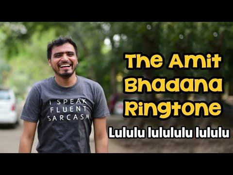 The Amit Bhadana Ringtone 😂😂