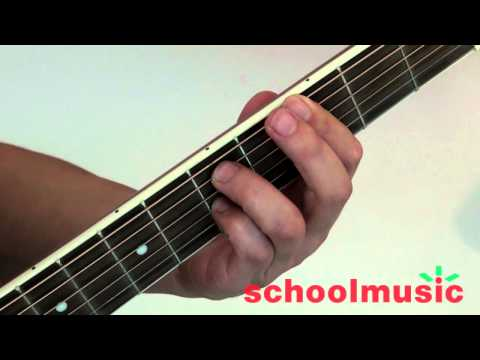 how to play g chord on guitar