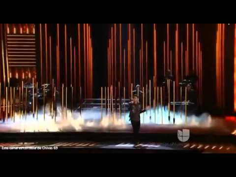 Prince Royce, Culpa al corazón Live, Premios LoNuestro 2016