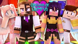 "Origins of Olympus #32 - ""APHRODITE'S BALL, WHAT COULD GO WRONG?"" (Percy Jackson Minecraft Roleplay)"