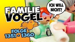 Playmobil Filme Familie Vogel: Folge 1351-1360 Kinderserie | Videosammlung Compilation Deutsch