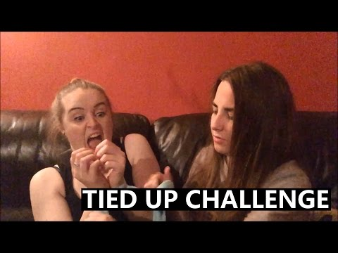 Damsel Hogtied And Bandana Cleave Gagged from YouTube · Duration:  3 minutes 1 seconds