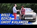 Doğan Kabak | Rolls Royce Ghost Kullandık! Dünyanın En Lüks Otomobillerinden Biri!