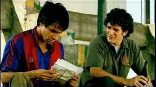 Manuel Vignau and Lucas Ferraro in Como Mariposas En La Luz