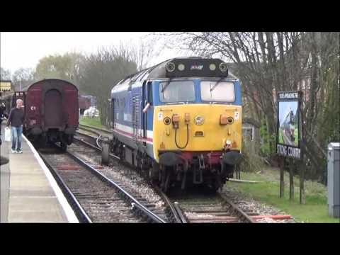 The ANWP Rail Video Diary Episode 43