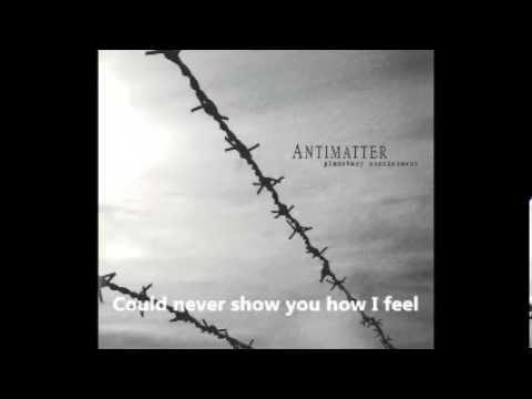 Antimatter - Mr White with Lyrics