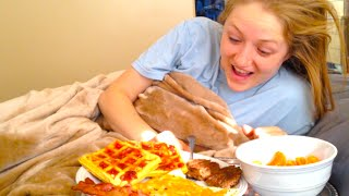 Surprise Breakfast In Bed!