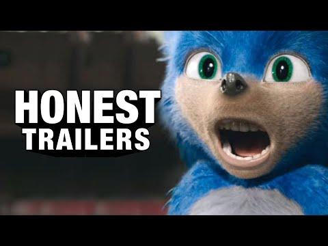 Honest Trailers   Sonic the Hedgehog