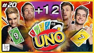 UNO: THE GAME! met Don, Joost, Milan en Roedie | LOGS3 | #20