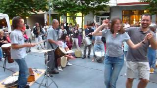 Verbania Città Solidale - Danze in piazza con Mamo e i WAIKIKI