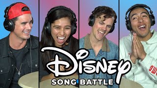 Do Worship Leaders Know Their Disney Songs? | One Second Song Battle