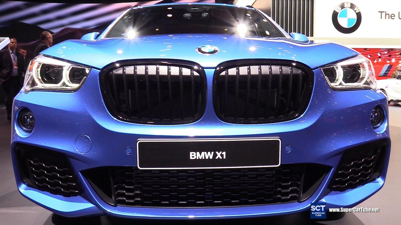 2017 bmw x1 xdrive28i exterior and interior walkaround 2017 detroit auto show youtube. Black Bedroom Furniture Sets. Home Design Ideas
