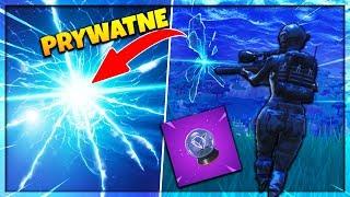 *PRZENOŚNE SZCZELINY*! RZUĆ I SKOCZ! | Fortnite - Battle Royale