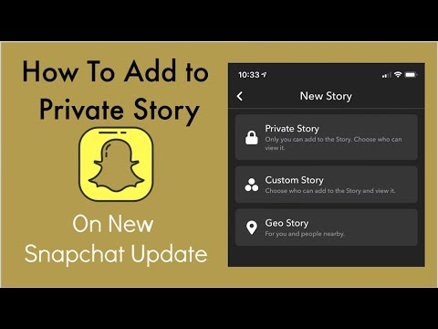private story names for sc