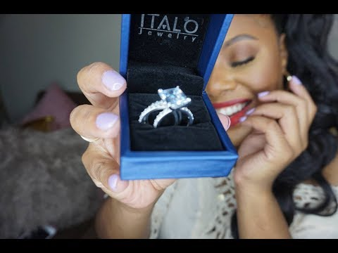 Is Italo Jewelry Worth Your Money!? Ring Review | Beautiful Italo jewelry