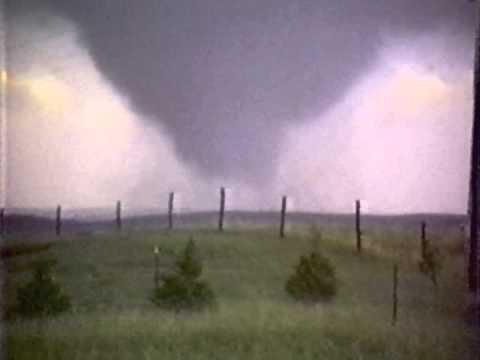 North Platte, Nebraska Tornado 6-25-1989