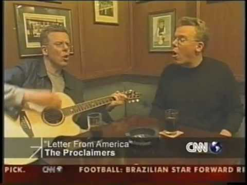 Proclaimers : Interview on CNNi's The Music Room