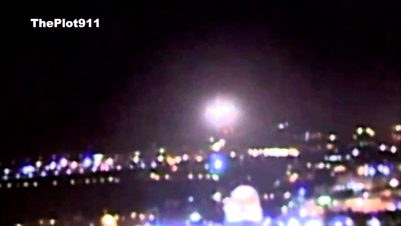 OVNI-Jerusalem-Incroyable-3 angles et avis d'experts-28-01-2011