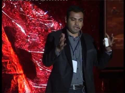Turning hypothetical situations into innovative infrastructure: Alok Shetty at TEDxPESITBSC