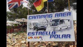 Club Motorhome Aire Videos - Camping Estrella Polar, Calpe, Alicante (Valencia) Spain
