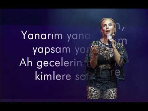 Sertab Erener - Yanarim Lyrics