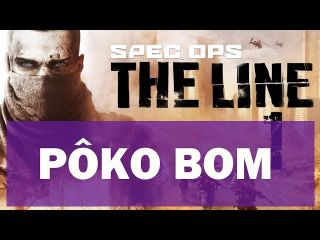Spec Ops The Line: Vale ou nao Vale ? Gameplay?