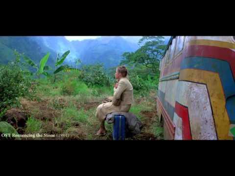 OST Romancing The Stone (1984) #4 [Hotel Escape]