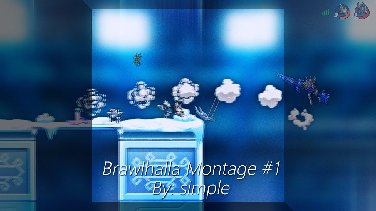 brawlhalla montage #1