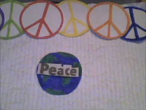 peace one day movie newstead wood school youtube