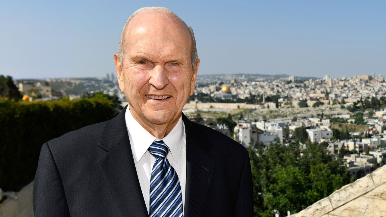 26302c02320a Special Witnesses of Christ – President Russell M. Nelson - YouTube