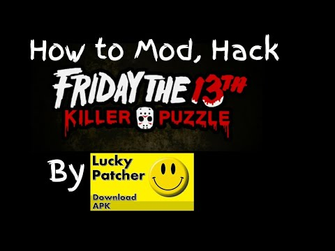 How To Mod, Hack The Friday The 13th Keller Puzzle Game.