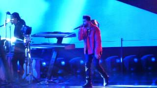 The Weeknd Starboy Tour Die For You at London O2 7-3-17