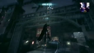 Curtisy live playing Batman arkham knight 2017 all dlc part 2