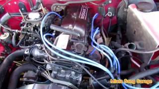 Nissan Hardbody Gets Ngk Spark Plug Wires