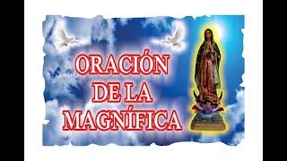 ORACIÓN DE LA MAGNÍFICA - VIRGEN DE GUADALUPE | ESOTERISMO AYUDA ESPIRITUAL