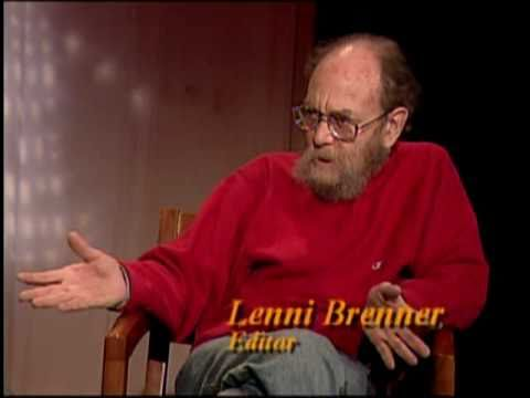 Lenni Brenner - 02-24-11 Original air date - YouTube