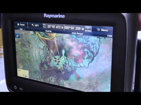 Using the Navionics Platinum+ Charts and Navionics Apps as a Navigational Backup