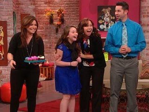 A Big Surprise for a Young Cupcake Connoisseur