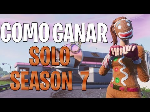 COMO GANAR EN FORTNITE: Battle Royale[Parte 2] *CONSEJOS/TIPS* (Season 7)