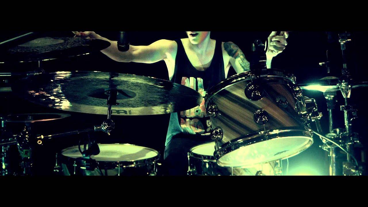 Luke Holland - Skrillex - Dirty Vibe Drum Remix