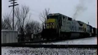 Two Hours at St. Joe, Indiana -January 1996