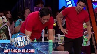 Octo-Pull | Minute To Win It - Last Tandem Standing
