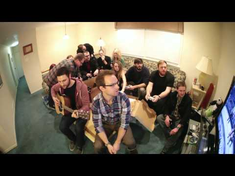 Клип The Wonder Years - Living Room Song