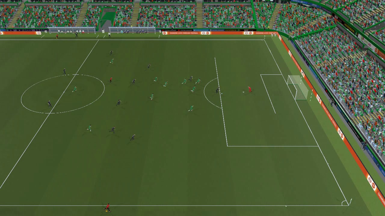 "SK Rapid Vienna 4-2 FC København - Match ""Highlights"""