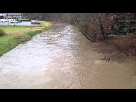 High Waters in Whitesburg Kentucky
