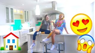MOVING INTO OUR NEW HOME!!! DAY 1 | HeyItsSarai