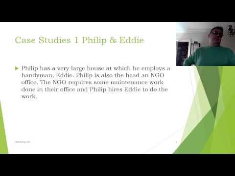 Case Studies in Conflict of Interest Video 3 of 3