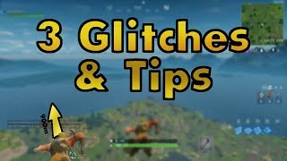 3 Glitches & Tips | Fortnite (PL)